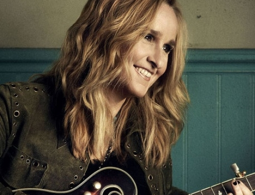 Announcing Melissa Etheridge!