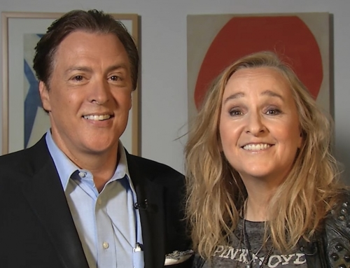 Rock The CASA TV Spot w/ Melissa Etheridge
