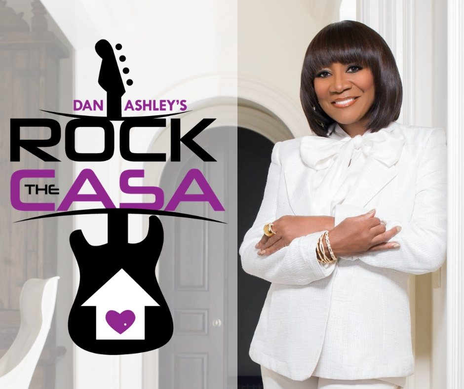 Rock the CASA with Patti LaBelle